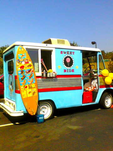 Sweet Ride Ice Cream Truck