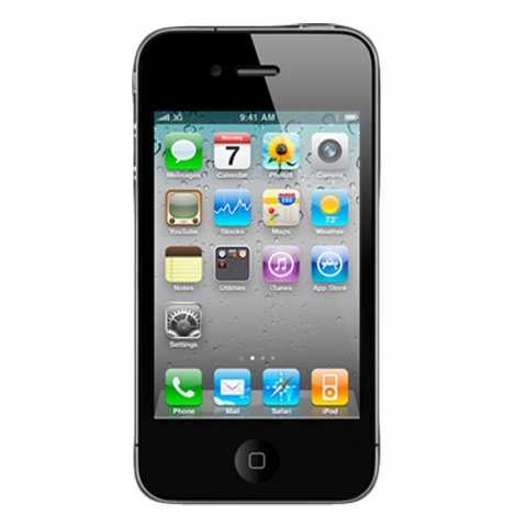 Newest Apple Iphone 4 32gb Black Unlocked (Never Lock)