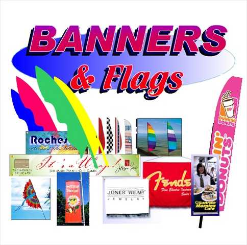 Outdoor Banners Big Or Small