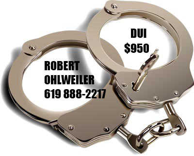 Dui Only $950, Includes Dmv Hearing