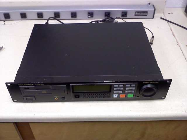 Marantz Pmd 340 Cd Player