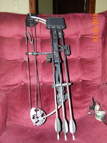 Youth Diamond Compound Bow