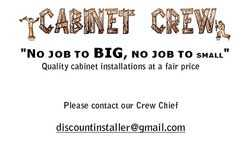 The Cabinet Crew Installation Services