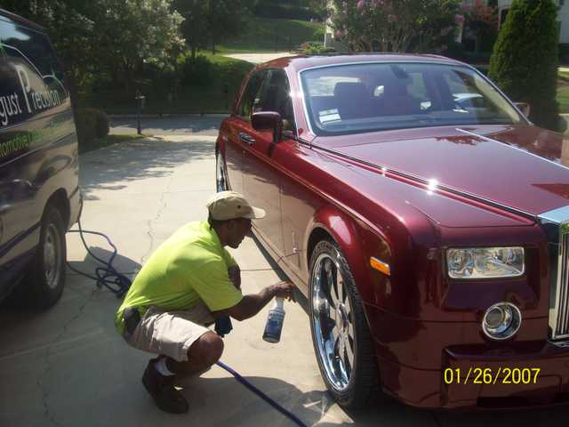 Luxury Mobile Detailing