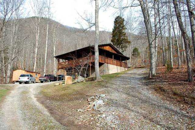 $89,000 Cabin On 2.36 Acres