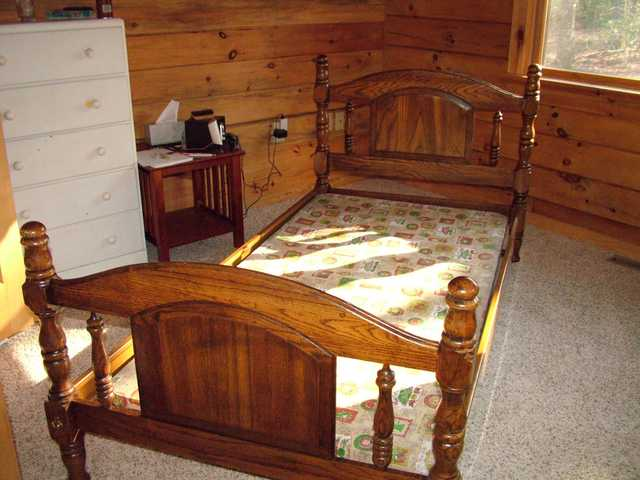 Bunk Bed Set - $175