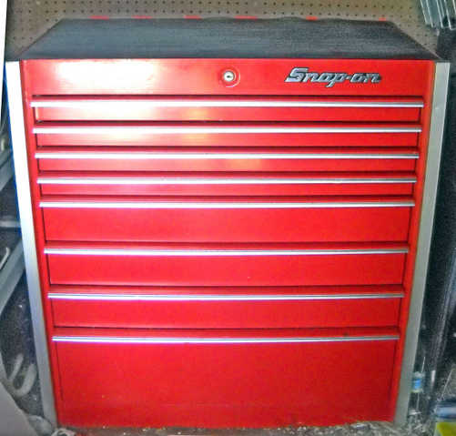 Snap On 8 Drawer Tool Box