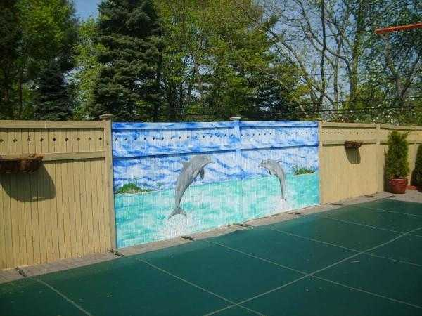 Hand Painted Quality Murals For A Very Low Price