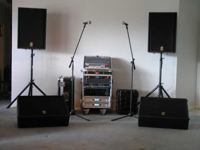 Sound System & Technician Available For Your Event!