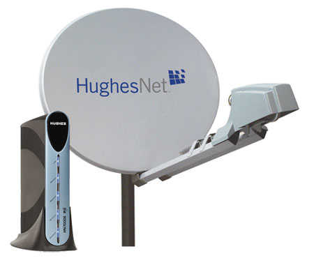 Hughesnet High - Speed Satellite Internet