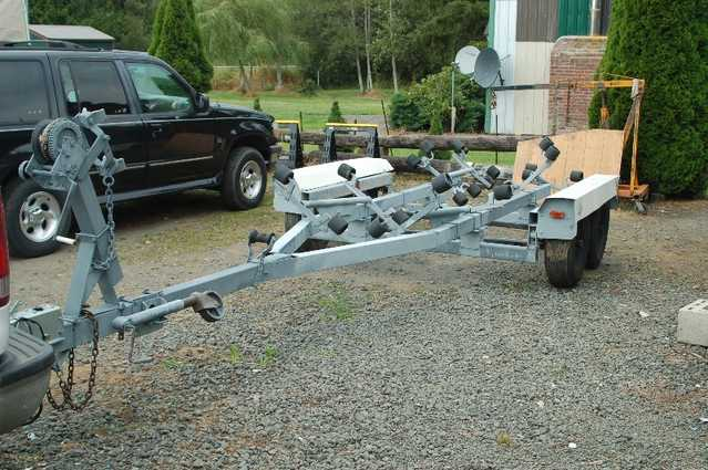 20ft. Boat Trailer