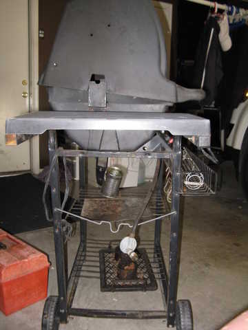 * * Sears Kenmore Gas Grill * * - $75