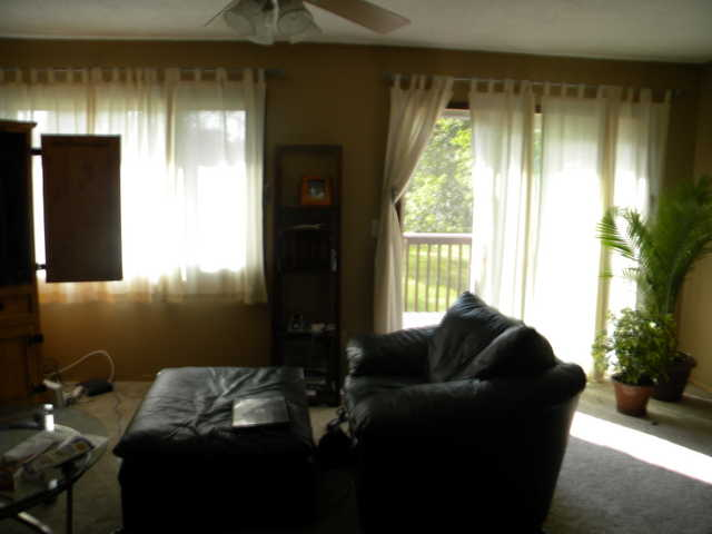 Three Bedroom End Unit Townhome