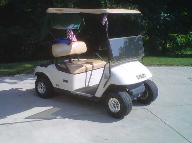 Ez Go Golf Cart