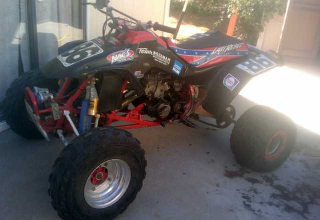 1988 Honda 250r Fourtrax