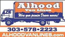 Alhoodvanlines Llc - Orange And Blue Movers