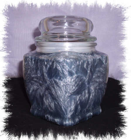 Custom Palm Wax Candles, You Pick Scent & Color - $5 & Up