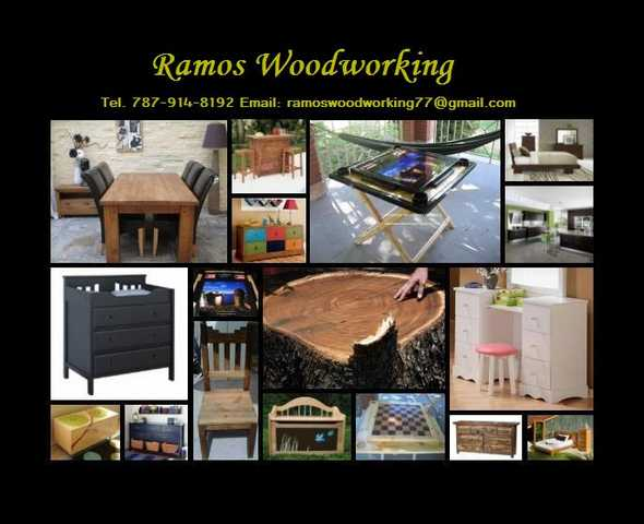 Ramos Woodworking