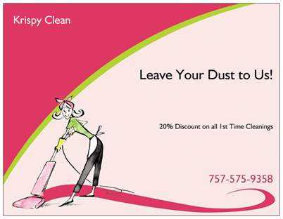 Leave Your Dust To Us!