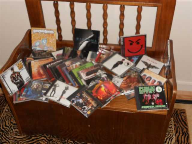 Cd's With Cases