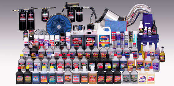Premium Amsoil Synthetic Oils And Products