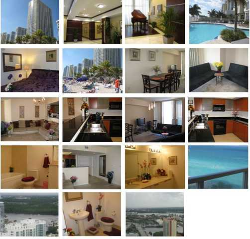 Ocean View Apartment For Rent In Sunny Isles Beach