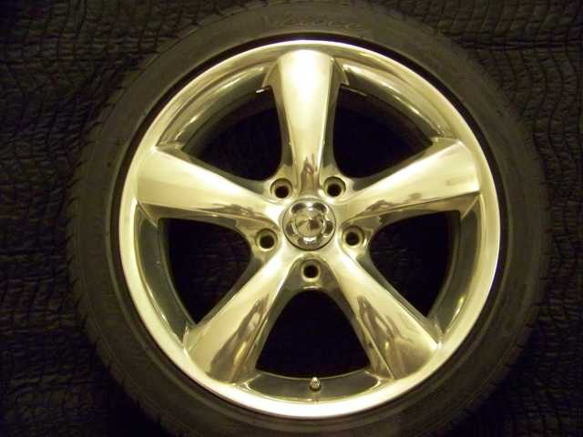 Chevy Malibu Wheels & Tires 97 - 03