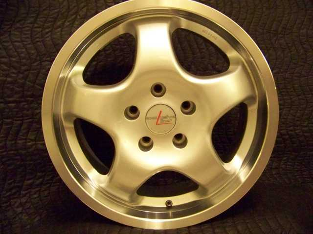 Chevy Malibu Wheels 97 - 03