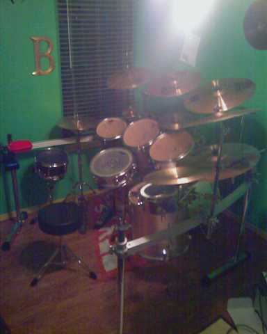 Big Drum Set
