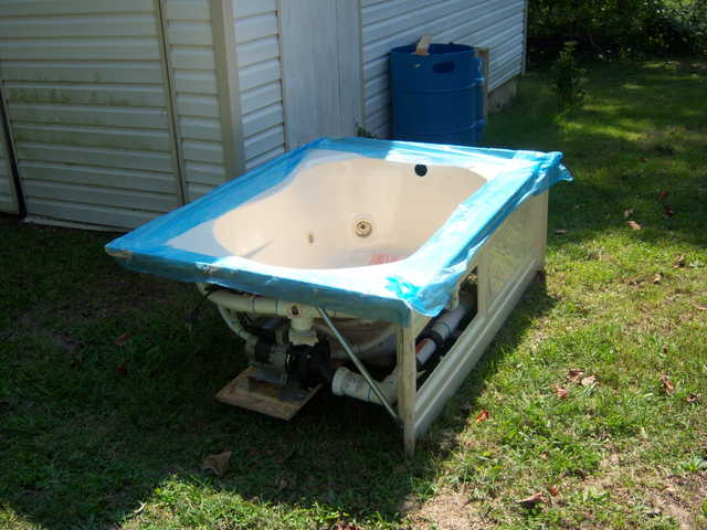 New Jacuzzi Whirlpool Bath W / Heater - $900