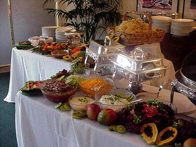 Bar And Food Catering For Weddings And Other Special Events