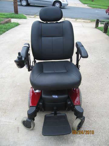 Pronto M61 Electric Wheel Chair