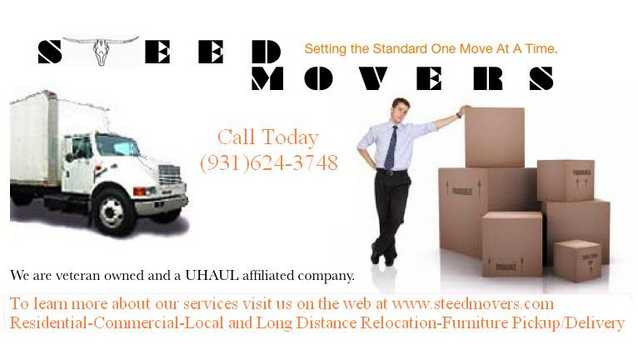Steed Movers