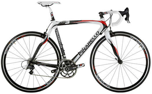 2010 Pinarello Dogma Carbon Di2 (Internally Routed) = $5,250