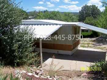 Mobile Home In Prescott