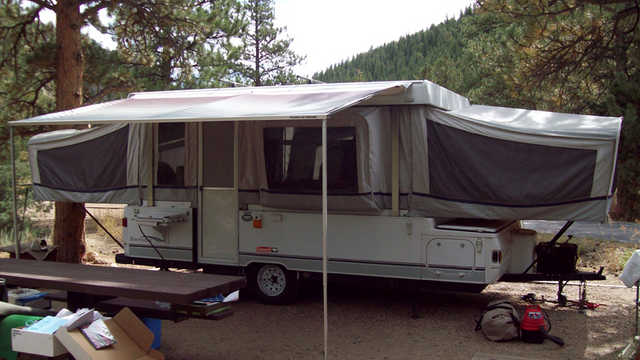 Pop-Up Camper Awnings - RV Parts, RV Accessories and Camper Supplies