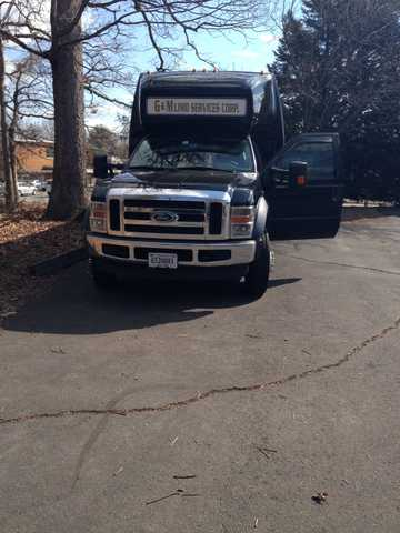 Bus Ford F550 2008 28 Pass