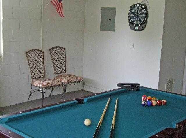 Luxury 4 Bedroom Pool Home With Game Room