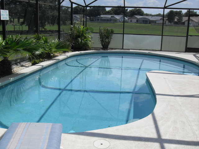 Luxury 4 Bed Pool Home Game Room Lcd Tvs All Br 4 Mile To Disney