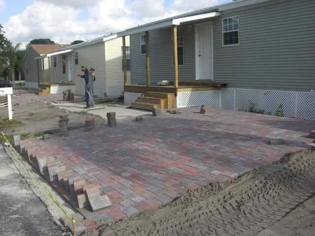 Brick Pavers Specialits / Patio / Driveway / Pooldeck / Lic&ins /