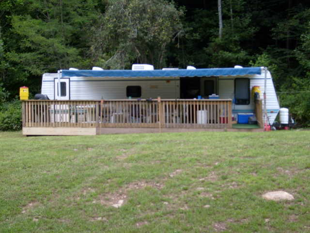 Camp For Sale 1994 35ft Camper $18500