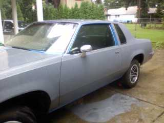 1981 cutlass supreme with 350 rocket motor oldsmobile