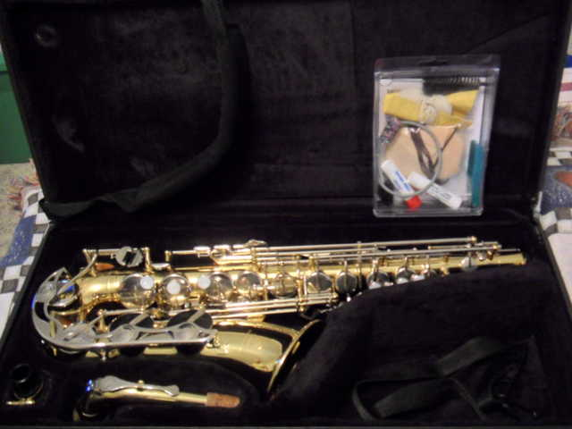 5 Year Old Alto Sax For Sale