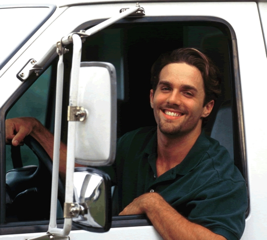 Driver - Trucking Service - Truck - Drive