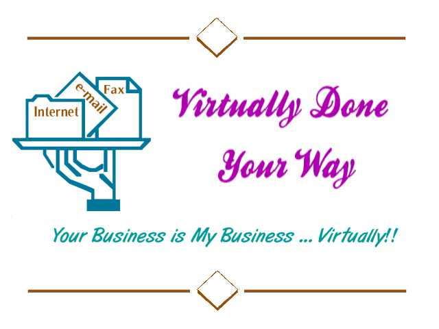 Virtual Assistant - Office Services And More!
