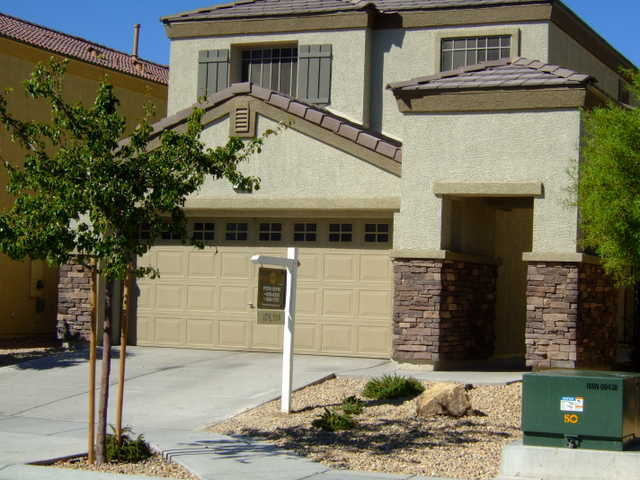 Two Story Home In North Las Vegas - 5513 Sun Prairie St