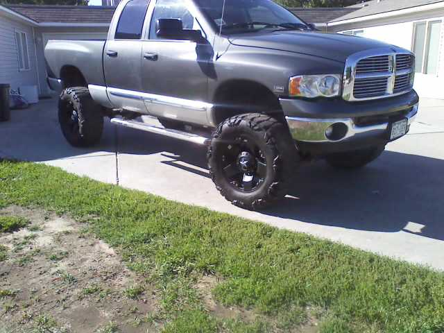 Beautiful 2004 Dodge Ram