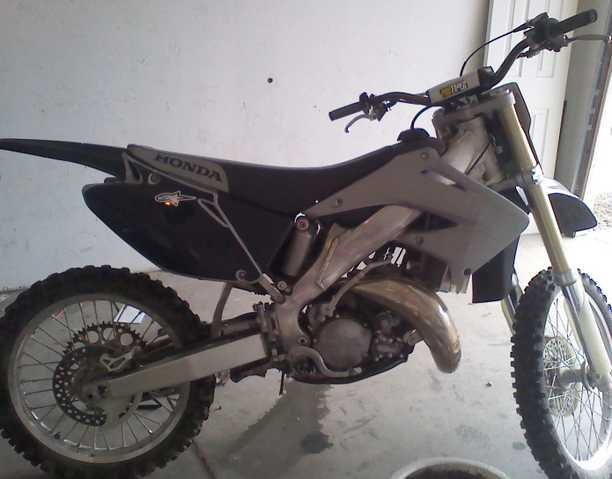 Package Deal 2004 Honda 125
