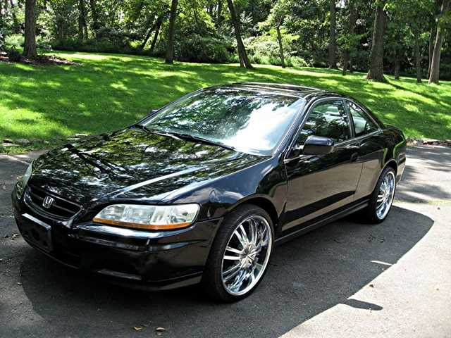 Fascinante 2002 Honda Accord