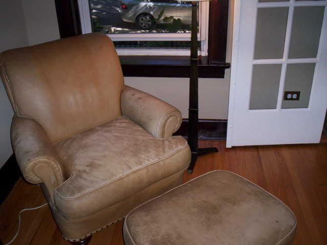 Leather Furniture Cleaning, Repair & Restoration Service
